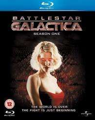 All 5 Series of Battlestar Galactica on Blu Ray - £53.05 @ Zavvi *using code*