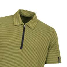 EXPIRED  due to price rise ....Only  £8.99. Adidas Mens Equipment Polo Top - Green @ The Hut. Delivered Free.