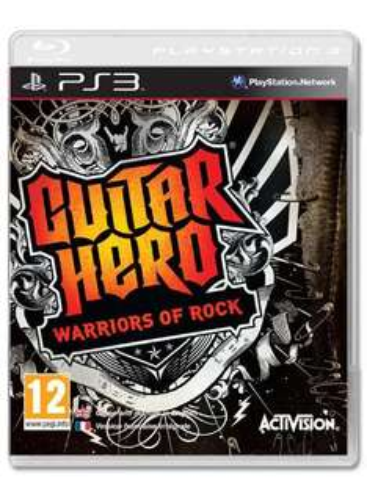 Guitar Hero: Warriors of Rock  PS3 XBOX £9.99 @ Game
