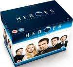 Heroes: The Complete Collection, Seasons 1-4 (Blu-ray) - £44.87 (with code) @ Zavvi