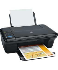 HP Deskjet 3050 Wireless Printer, Scanner and Copier £39.99 @ Argos