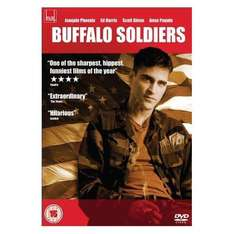 Buffalo Soldiers DVD £1.99 delivered @ Shop To