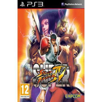 Super Street Fighter IV - PS3 - £9.99 R+C @ Toys R Us