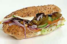 SUBWAYS - Buy a drink for 99p and get a FREE 6inch sub on Thursday June 16th and Friday june 17th