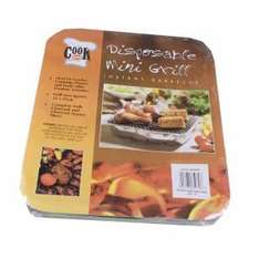 Disposable barbecues @99p store