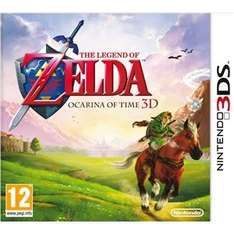 PRE ORDER: The Legend of Zelda: Ocarina of Time 3D (3DS) With Exclusive 3DS Slip Case - £29.99 @Play.com