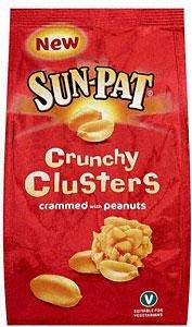Sun-Pat Crunchy Clusters with Peanuts (150g) @ tesco instore only