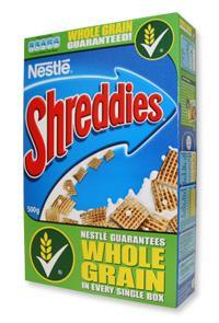 Shreddies 500g £1 in Tesco, instore