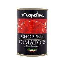 Pack of 6 Napolina chopped tomatoes for £1.50 @ Asda Instore