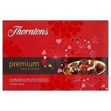 Thorntons Premium Collection 310g £2.99 @ Poundstretcher