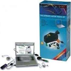 Ultimate Laptop Travel Kit £4.99 del sold by Planet Gizmo @ Amazon