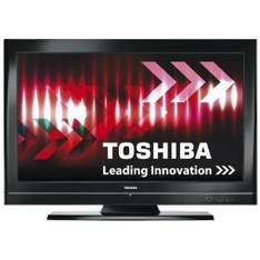 Toshiba 32BV500B 32-inch Widescreen HD Ready LCD TV with Freeview £199.99 from Amazon