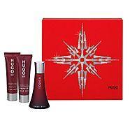 Hugo Deep Red Gift Set £12 Debenhams sale