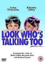 "Only £1.50.  ""Look Whos Talking Too""  DVD @ Tesco Outlet. Free Delivery"