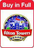 Alton Towers Day Admission for £10 Tesco Clubcard Voucher Exchange