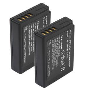 7dayshop Compatible Panasonic Battery DMW-BCG10, DMW-BCG10E for TZ6 / TZ7 / TZ8 / TZ10 - 895mAh - TWIN PACK £14.90