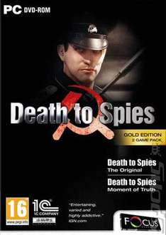 Death to Spies Gold (Double Pack) (PC) - £2.99 @ Game.co.uk