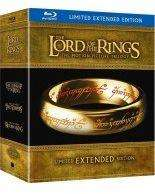 Lord Of The Rings Extended Collection (Blu-ray) (Pre-order) - £49.96 @ Blockbuster.co.uk