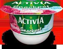 Activia snackpots 3 for a pound 165g @waitrose