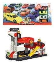 Mothercare - ELC Big City Garage and free Superwheels Cars only £28 and free delivery