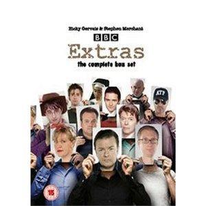 EXTRAS COMPLETE COLLECTION DVD BOX SET @ Tesco/Ebay £10