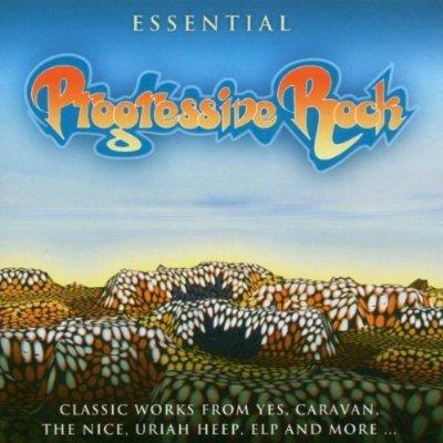 Various - Essential Progressive Rock  Now £2.45 Delivered @ Zavvi