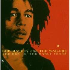 Bob Marley & The Wailers - The Best Of The Early Years CD £2.45 at Zavvi
