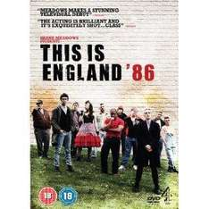 This Is England '86 (& Extras) DVD £5.99 at HMV & Amazon