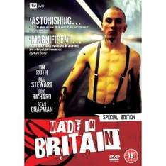 Made in Britain (Special Edition) [DVD] £3.97 at Amazon