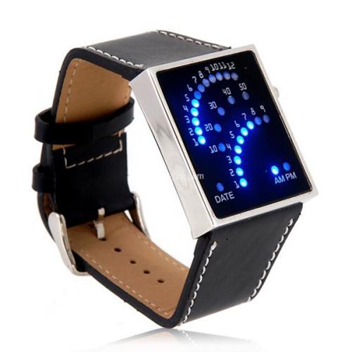 Pretty cool LED Watch - Fan Design £3 @ Focal Price