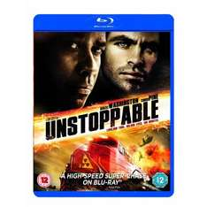 UNSTOPPABLE BLU RAY TRIPPLE PLAY  ASDA - £10 instore only maybe - probably nationwide