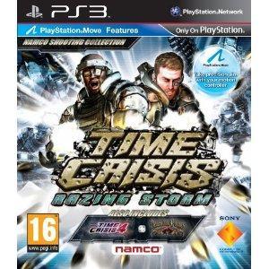 PS3 Time Crisis Razing Storm £12.37 @ Amazon.co.uk