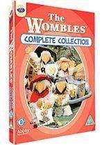 The Wombles - Series 1 And 2 - Complete Dvd £7.95 @ Dvd.co.uk