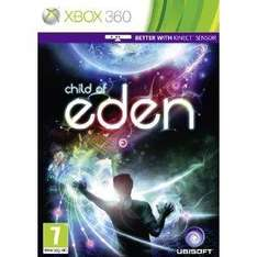 Child Of Eden Xbox 360 (Kinect Compatible) £28.99 delivered + TCB @ Gameplay
