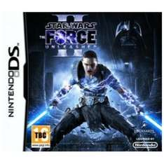 Star Wars: The Force Unleashed II Nintendo DS £4.99 @ Play