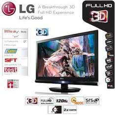LG 23 inch Full HD 3D LCD monitor with 3ms response time + 2x HDMI £145 @IBOOD