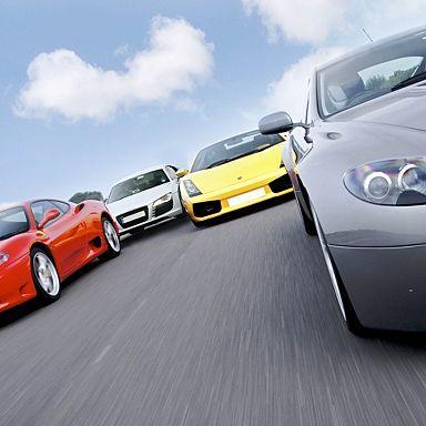 Super Car Driving Experience was £142 now £92 at Debenhams