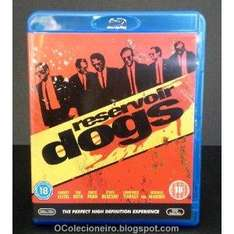 Reservoir Dogs Blu-ray £6.49 @ Amazon and HMV