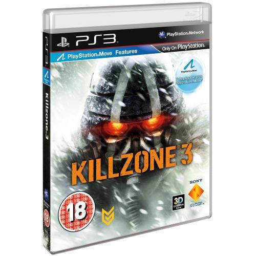Killzone 3 (Move Compatible) £17.71 @ Amazon