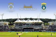 Two Tickets to England v Sri Lanka npower Test Match for £50 at The Rose Bowl (£110 Value)