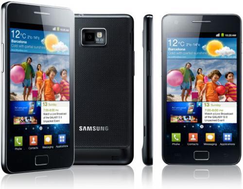 Samsung Galaxy S2 on 02 TOTAL Price: £404.99 (£354.99 24month/50mins/250txt  quidco)