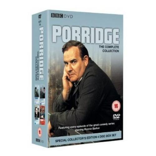 Porridge: Complete Series 1 - 3 & Christmas Special (4 Discs) £10.99 Delivered @ play.com