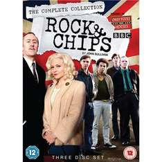 Rock And Chips: The Complete Collection (3 Discs) £13.99 @ Play.com