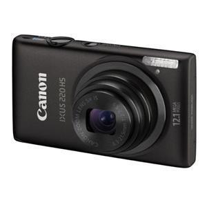 Canon Ixus 220 HS Digital Camera in Black - Jessops - £169.95 + £20 cashback