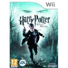 Harry Potter And The Deathly Hallows Part 1 - Wii  £4.99 @ asda direct