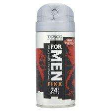 Tesco Mens Anti-Perspirant Deodorant Fixx -20p at Tesco