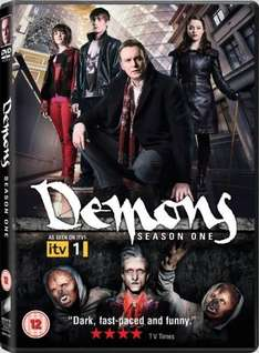 Demons - Series 1 DVD £1.50 @ Fulfilled by Amazon (Via Mrtopseller)