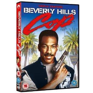 Beverly Hills Cop Trilogy £3.99 @ Amazon