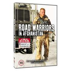 Road Warriors in Afghanistan [DVD] - £6.47 Delivered @ Amazon
