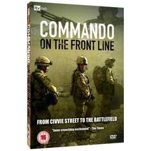 Commando: On The Front Line (2 Discs) - £4.47 Delivered @ Amazon